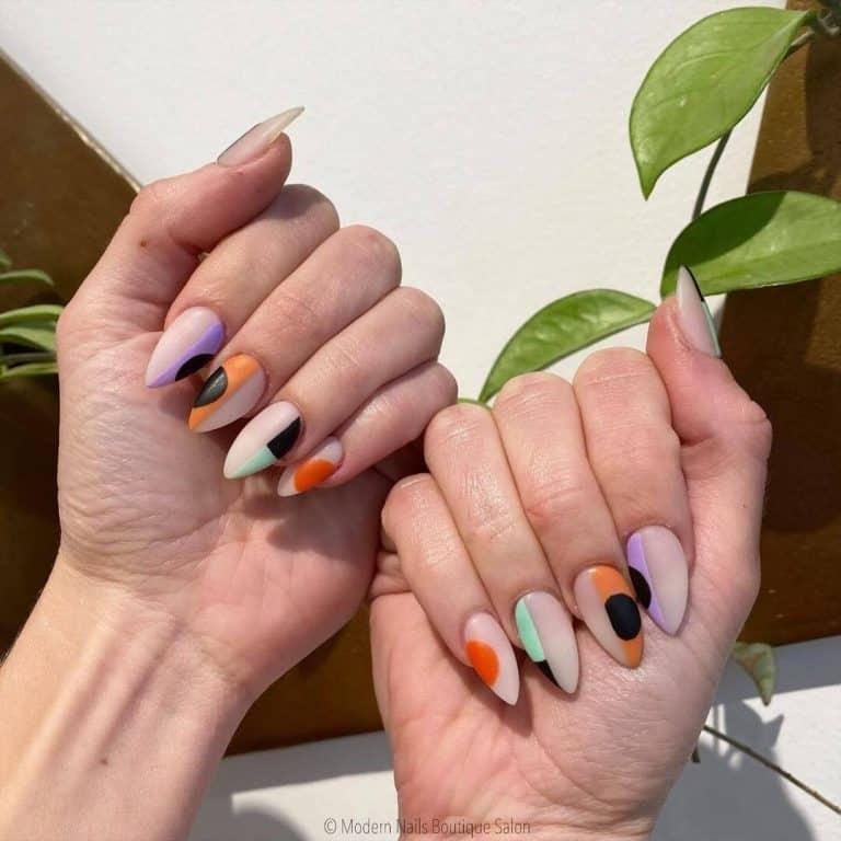 SNS nail